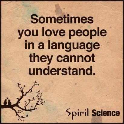 Image result for spirit and the language of love