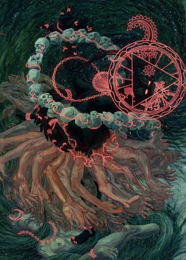 Image result for kali goddess art